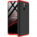 Husa Xiaomi Redmi 8 GKK, Black-Red