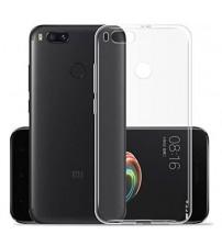 Husa Xiaomi Redmi A1 Slim TPU, Transparenta