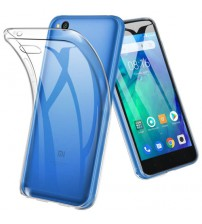 Husa Xiaomi Redmi Go Slim TPU, Transparenta