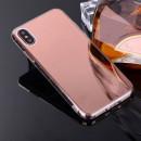 Husa Xiaomi Redmi K20 Pro Oglinda Luxury, Rose Gold