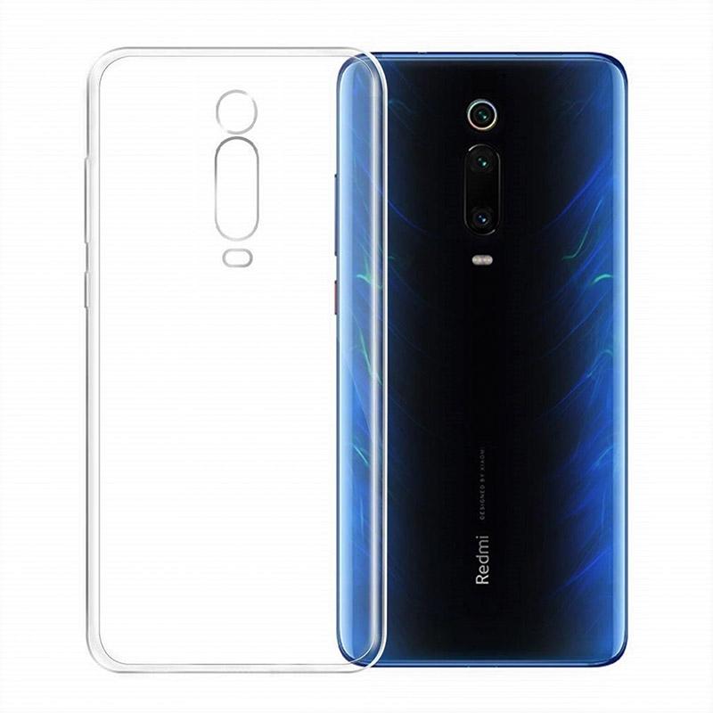 Husa Xiaomi Redmi K20 Pro transparenta, Huse Xiaomi - TemperedGlass.ro
