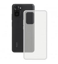 Husa Xiaomi Redmi Note 10S Slim TPU, Transparenta