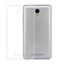 Husa Xiaomi Redmi Note 3 Slim TPU, Transparenta