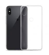 Husa Xiaomi Redmi Note 5 Slim TPU, Transparenta