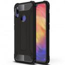 Husa Xiaomi Redmi Note 7 Rigida Hybrid Shield, Black