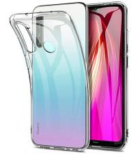 Husa Xiaomi Redmi Note 8 (2021) Slim TPU, Transparenta