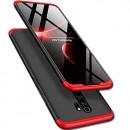 Husa Xiaomi Redmi Note 8 Pro GKK Full Cover 360, Black-Red