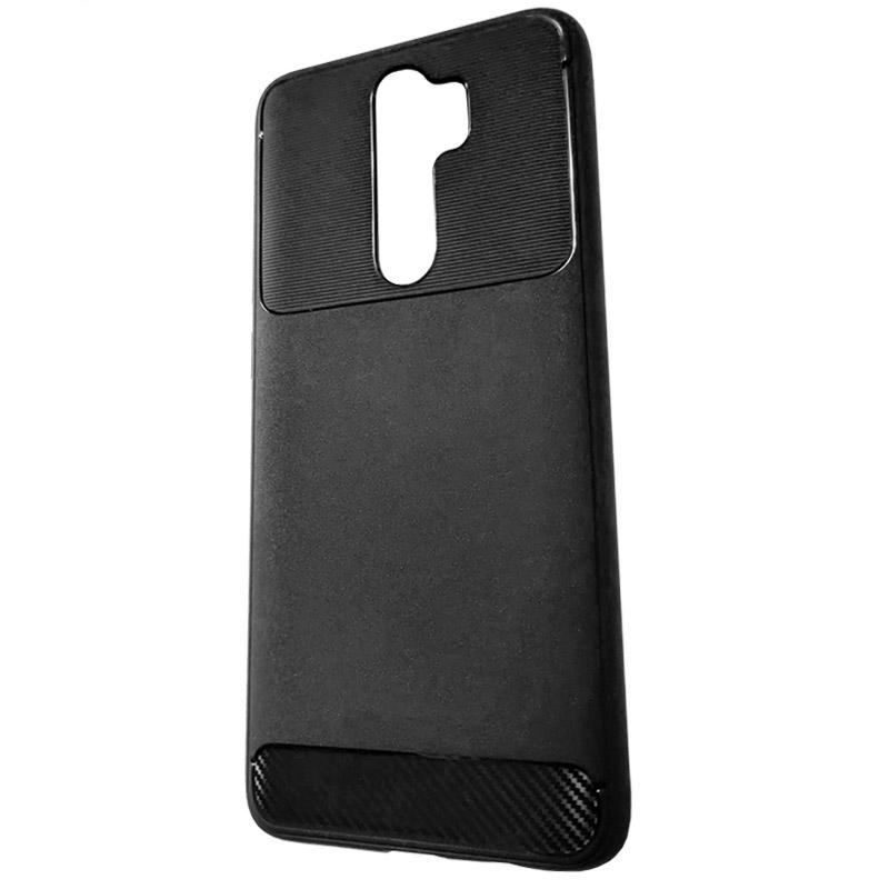 Husa Xiaomi Redmi Note 8 Pro Slim Armor TPU, Black - TemperedGlass.ro