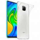 Husa Xiaomi Redmi Note 9 Pro Slim TPU, Transparenta