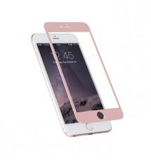 Folie protectie sticla securizata iPhone 6 -Rose Gold