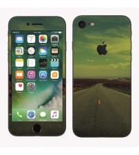 Skin cu aspect modern pentru iPhone 7 - Road