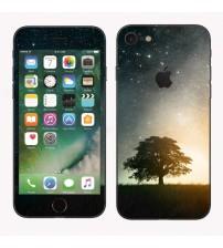 Skin cu aspect modern pentru iPhone 7 - Stars