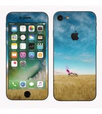 Skin cu aspect modern pentru iPhone 7 - Travel