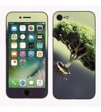 Skin cu aspect modern pentru iPhone 7 - Tree
