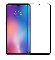 Folie sticla securizata tempered glass Xiaomi Mi 9, Black