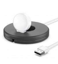 Suport cu incarcare wireless pentru ceasuri Samsung, Negru