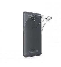 Husa de protectie Slim TPU pentru Asus Zenfone 3 MAX ZC520TL, Transparenta